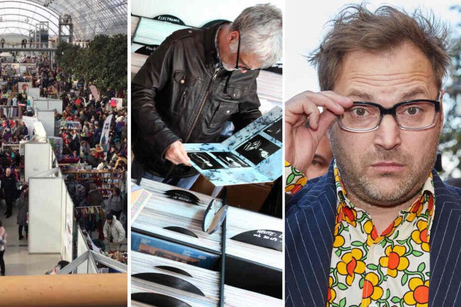 Paul Panzer, Wolle-Fest, Record Store Day: Das könnt Ihr am Samstag in Leipzig unternehmen