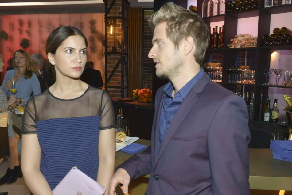 Laura hat gemeinsam mit Felix eine fiese Intrige gegen Katrin gesponnen: Wie reagiert Philip auf diesen Hinterhalt?