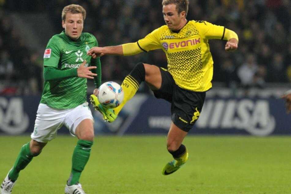 Mario Götze wechselt zurück nach Dortmund
