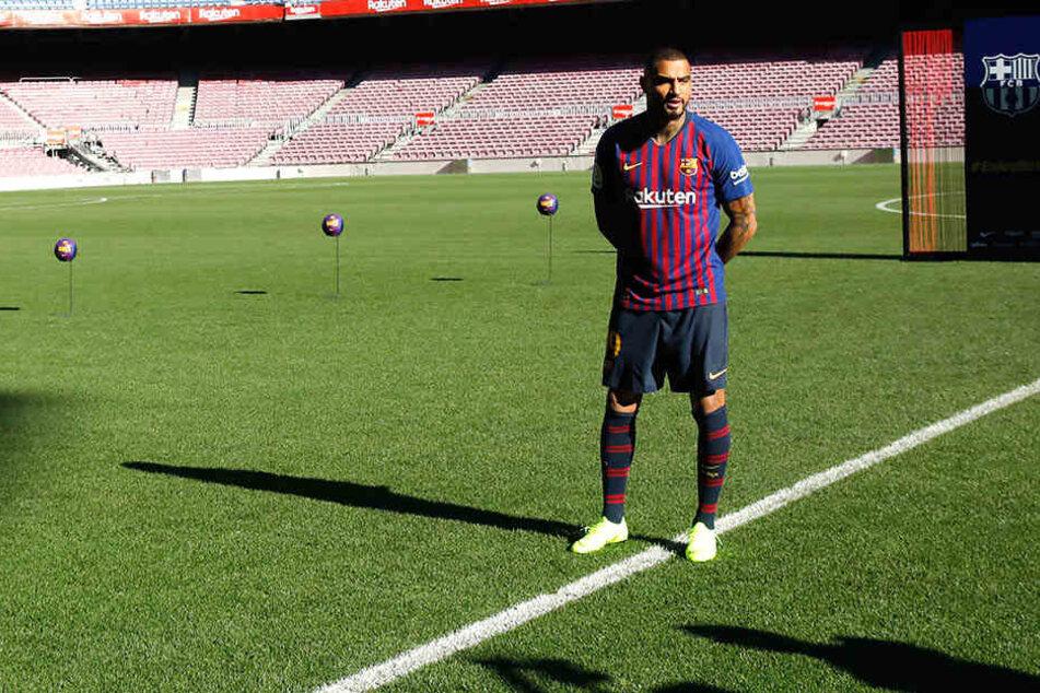 Arrivederci! Will Sassuolo Boateng trotz Barca-Abschied gar nicht zurück?