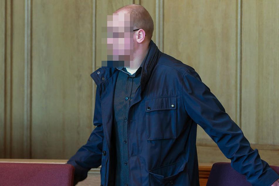 Hat der Angeklagte (28) sein Opfer mit Absicht erschlagen?