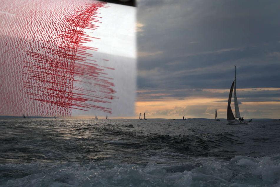 Erdbeben nahe Konstanz erschüttert Bodensee