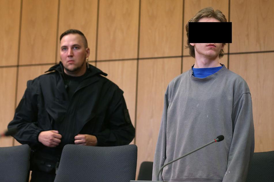 Der 19-Jährige Marcel H. hat ein Geständnis abgelegt.