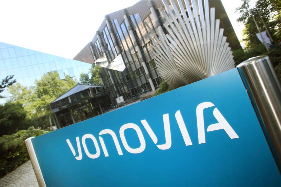 Die Vonovia-Zentrale in Düsseldorf.