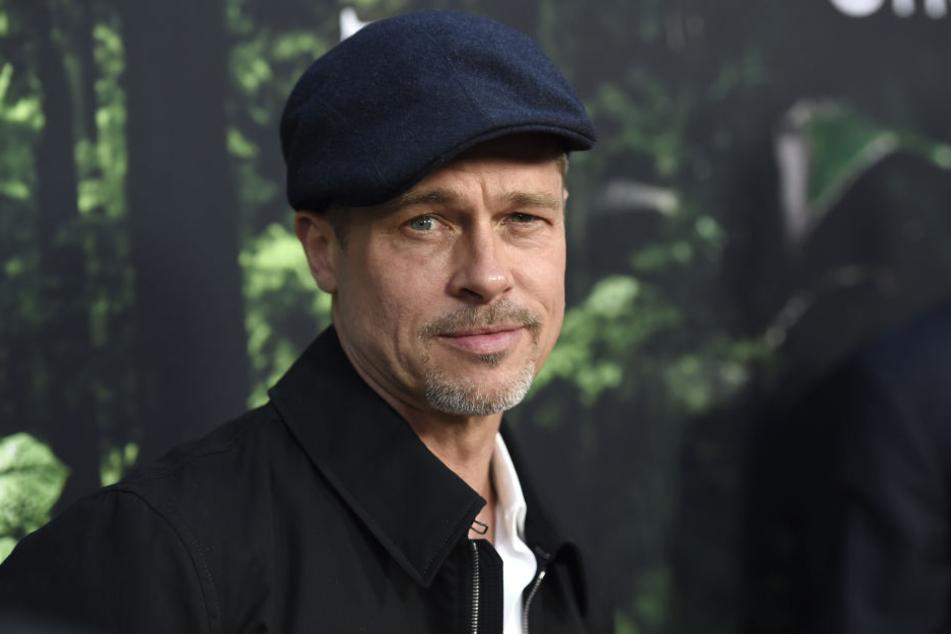 Hat Brad Pitt eine neue Freundin?