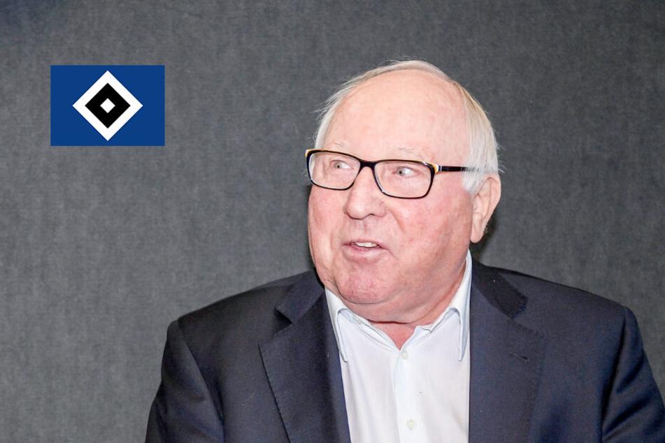 DFB-Pokal: HSV-Idol Uwe Seeler macht RB Leipzig Kampfansage