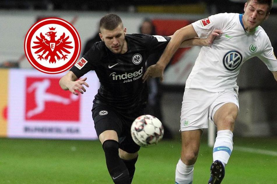 Viel Aufwand, kein Ertrag: Eintracht-Serie reißt gegen Wolfsburg