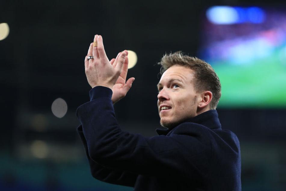 """Wäre ab und an gern ein """"Hardliner"""". RB Leipzigs Julian Nagelsmann."""