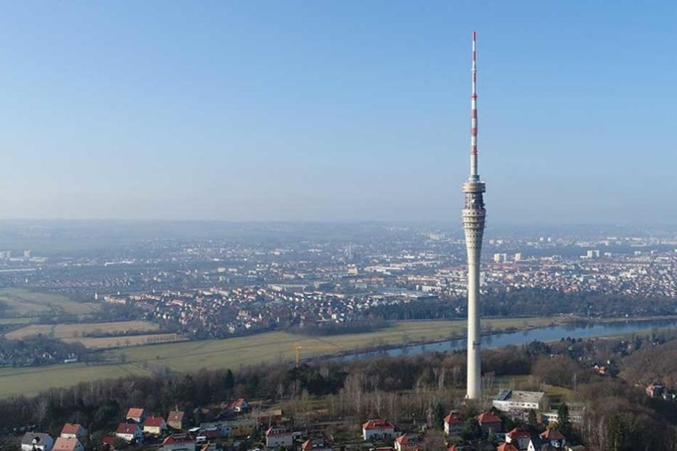 Ein Wahrzeichen: Hat unser Fernsehturm jetzt wieder eine Zukunft?