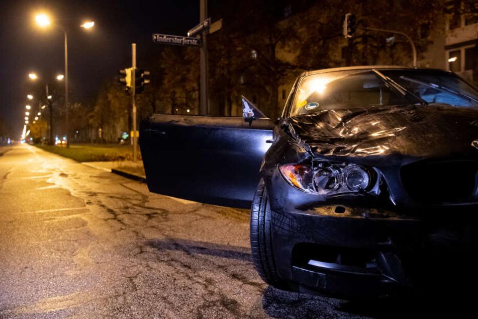 Der 14-Jährige wurde von dem BMW erfasst und mehrere Meter durch die Luft geschleudert.