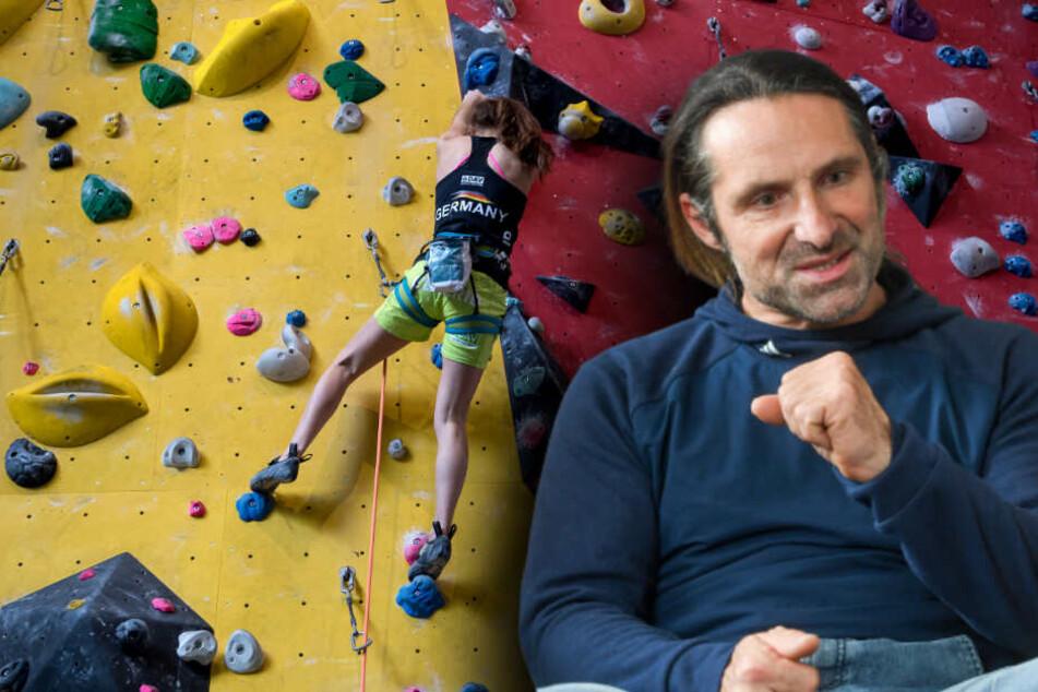 Doping beim Klettern? Extremsportler befürchtet Betrug bei Olympiade