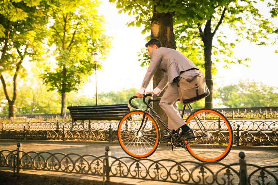 In dieser Woche wird der dritte Anbieter von Leihfahrrädern in Köln starten. (Symbolbild)