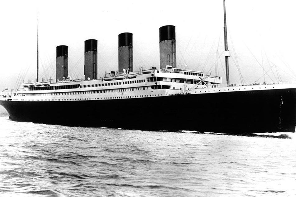 Vor über 100 Jahren machte sich die Titanic von Southampton aus auf den Weg in Richtung USA.