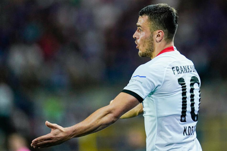 Erneut einer der Aktivposten der Eintracht: Filip Kostic.