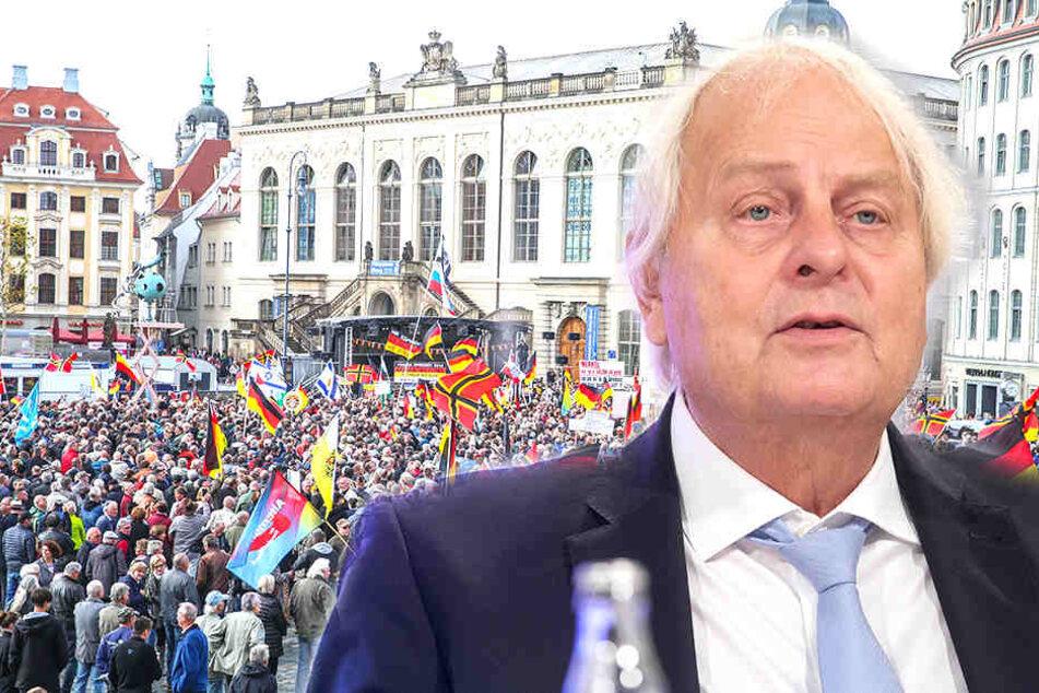 Neue Befragung: So widersprüchlich ticken die Sachsen