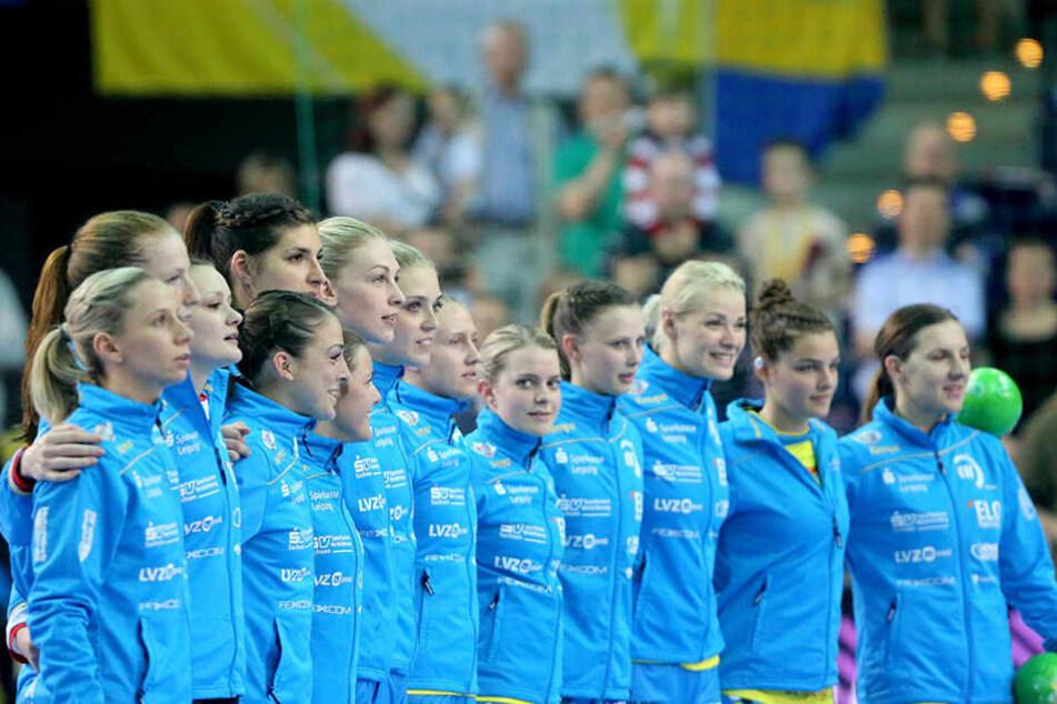 Die HCL-Damen wollen trotz Insolvenz zurück in die Bundesliga.