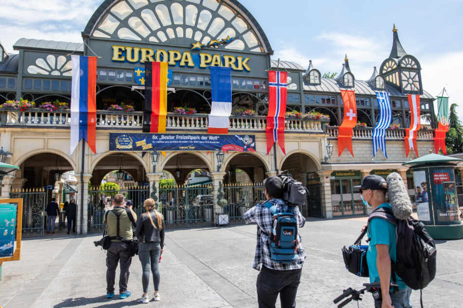 Europa-Park startet mit Besucherbegrenzung in Sommersaison