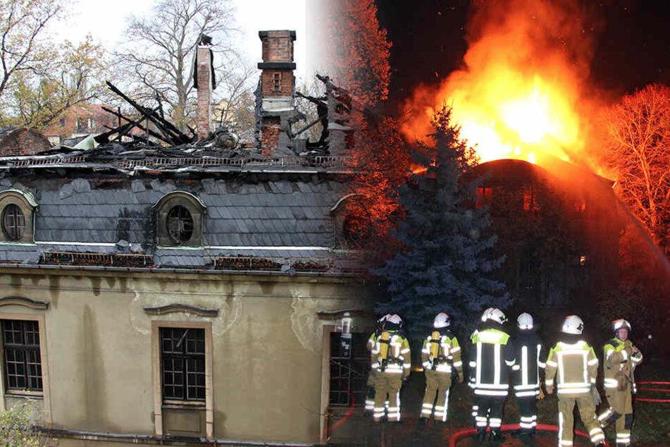 Ende 2013 brannte es in dem unbewohnten Haus.