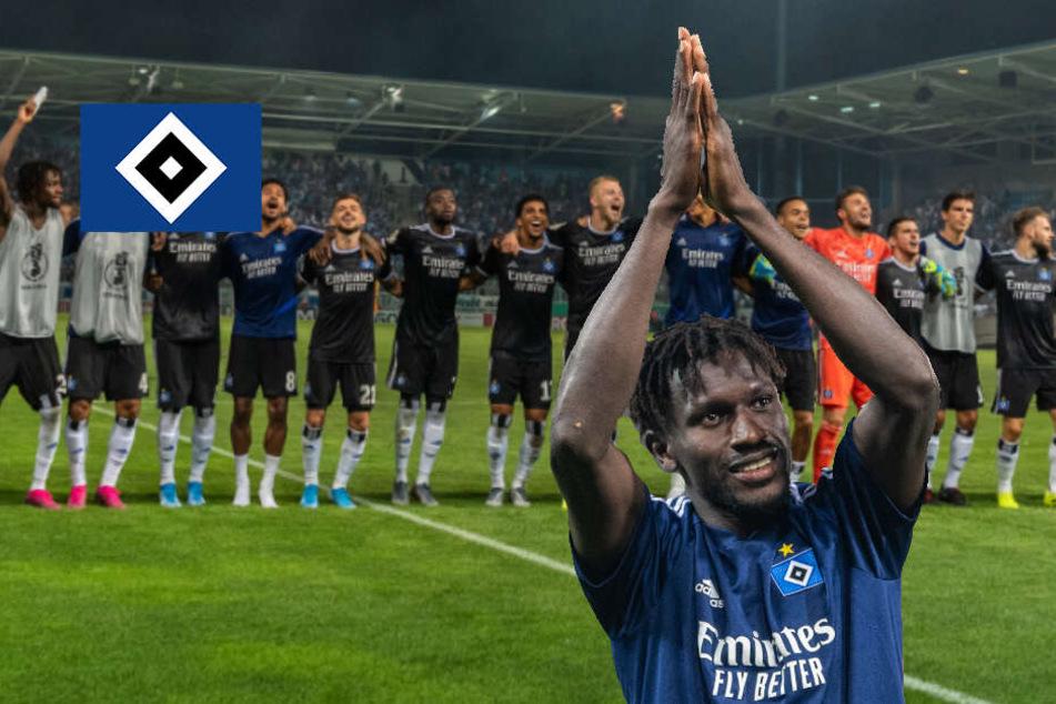 Große Unterstützung für HSV-Star Jatta, sogar vom Erzrivalen St. Pauli