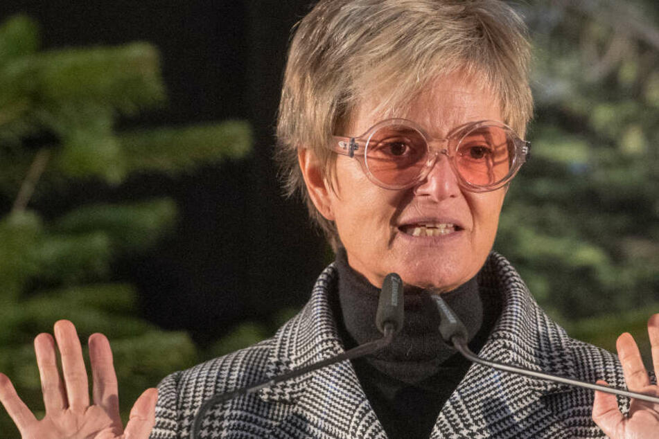 Gloria von Thurn und Taxis schimpft auf umstrittenem Treffen gegen Medien