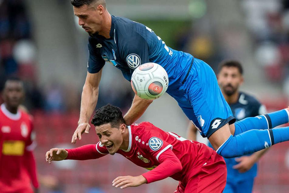 Hoffenheim-Trainer Nagelsmann will Klopp knacken