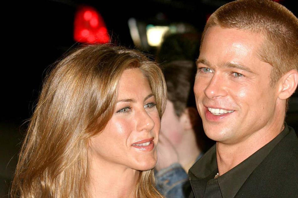 Jennifer Aniston und Brad Pitt galten einmal als Hollywood-Traumpaar.