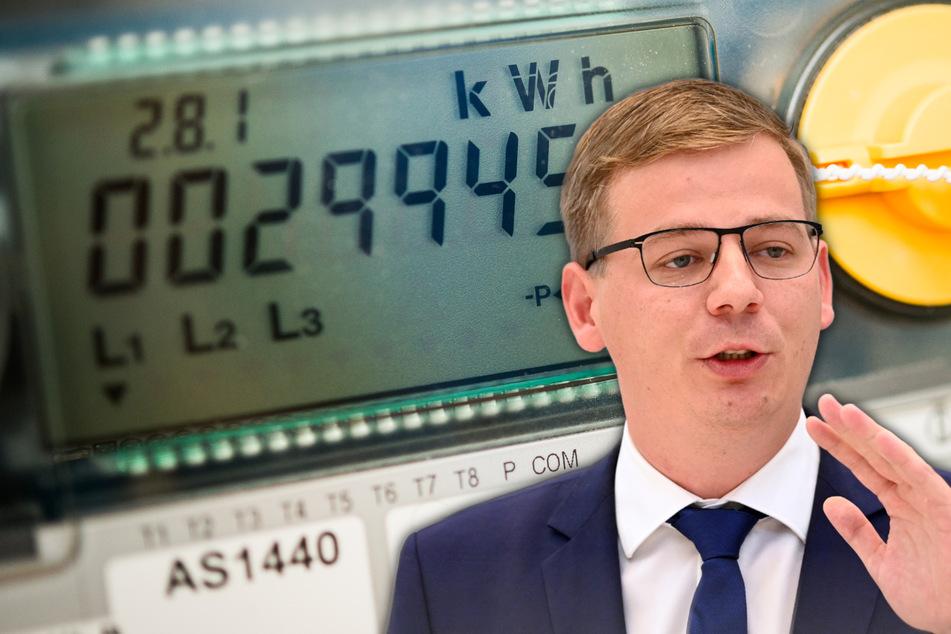Steigende Energie-Kosten: Linke will verhindern, dass Menschen im Dunkeln sitzen
