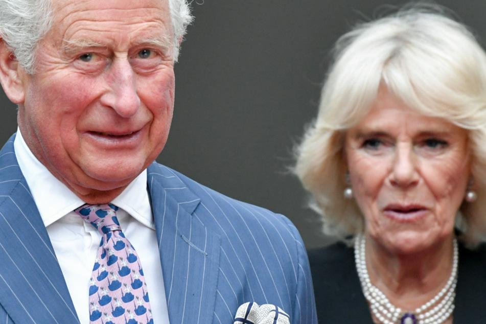 Wegen Netflix: Hassnachrichten für Herzogin Camilla und Prinz Charles