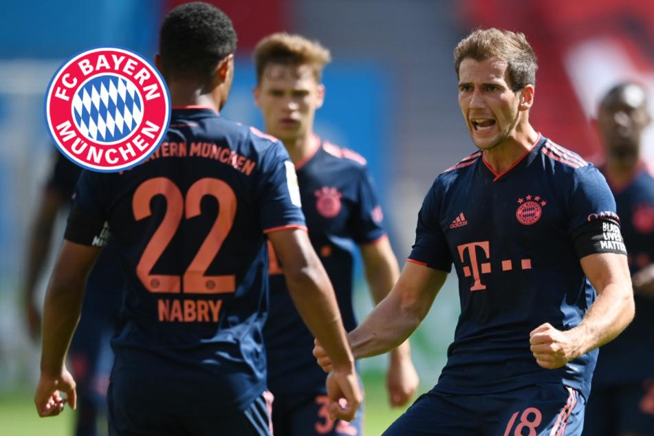 Auf Meisterschaftskurs: FC Bayern dreht Partie gegen Leverkusen!
