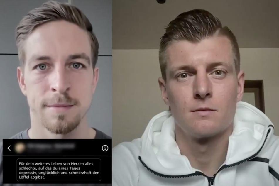 Fußballer wehren sich gegen anonymen Hass: Profi-Kicker lesen aus Kommentarspalten vor