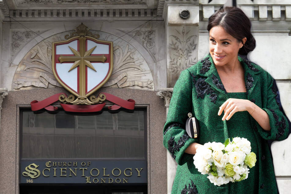 Will Meghan Markle's baby be born using a practice from Scientology?