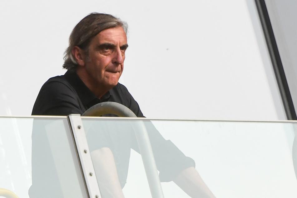 Ralf Minge (60) kennt die 3. Liga aus seiner Zeit als Sportdirektor von Dynamo Dresden.