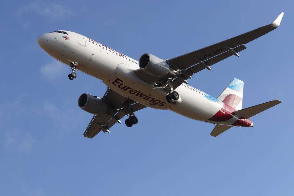 Eurowings: Große Pläne: Eurowings will 2022 zurück auf Vorkrisen-Niveau