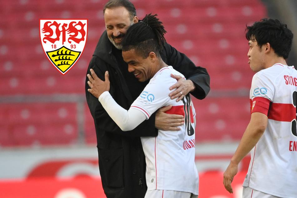 """VfB Stuttgart triumphiert im Einklang: """"Ich küss' deine Augen!"""""""