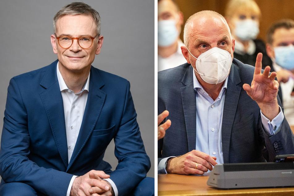 Direktmandate in Sachsen: CDU und SPD nehmen AfD bei Erststimmen einige Wahlkreise ab