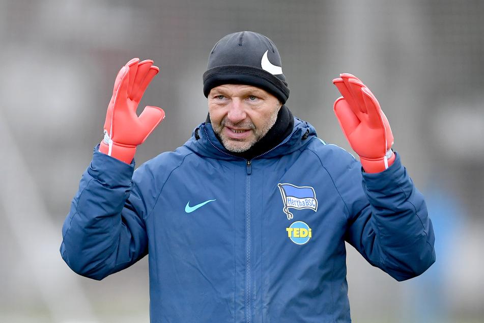 Hertha BSC hat sich von Torwarttrainer Zsolt Petry getrennt.