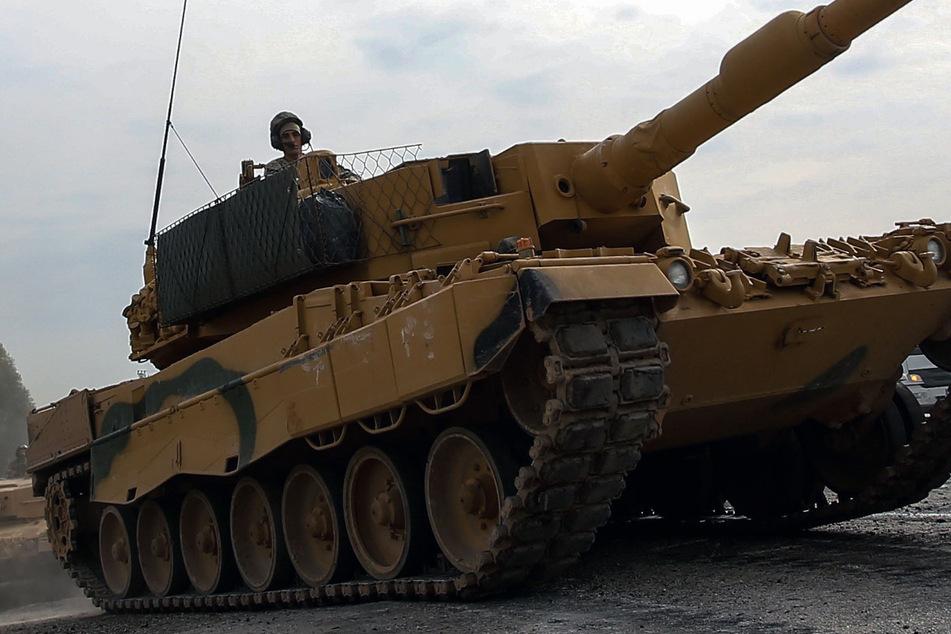 Kriegswaffen aus Deutschland gehen vor allem an die Türkei