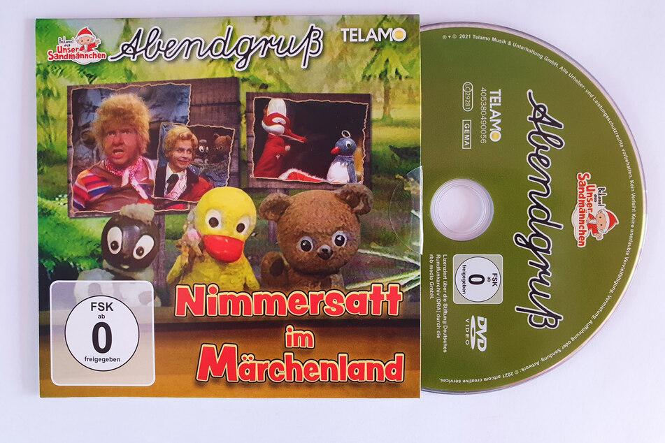"""Die DVD """"Nimmersatt im Märchenland"""" liegt am 1. April der Morgenpost bei."""