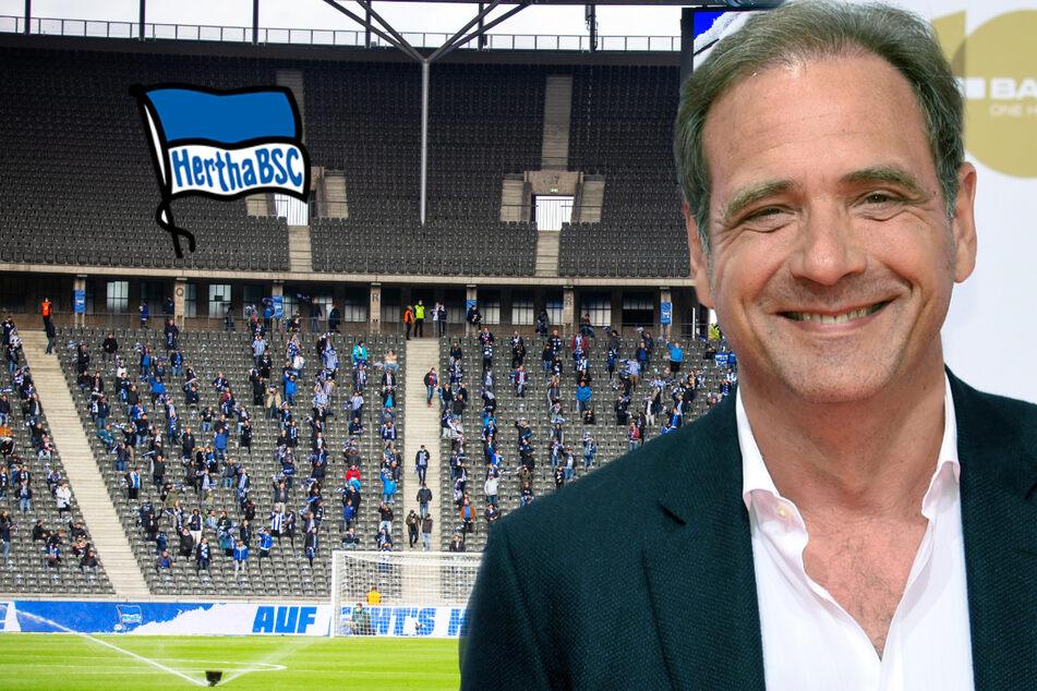 Wann Hertha-Boss Carsten Schmidt wieder mit Zuschauern rechnet