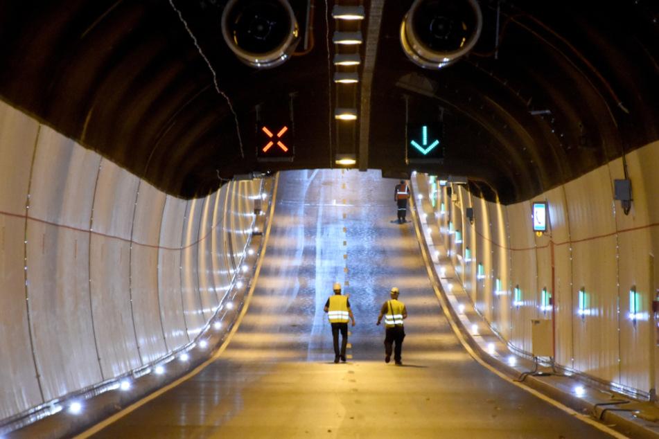 Kanaltunnel wird wegen Wartungsarbeiten gesperrt
