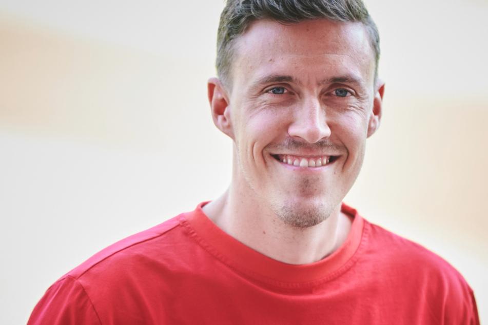 Max Kruse (32) wurde am 7. August beim 1. FC Union Berlin als neuer Stürmer vorgestellt.