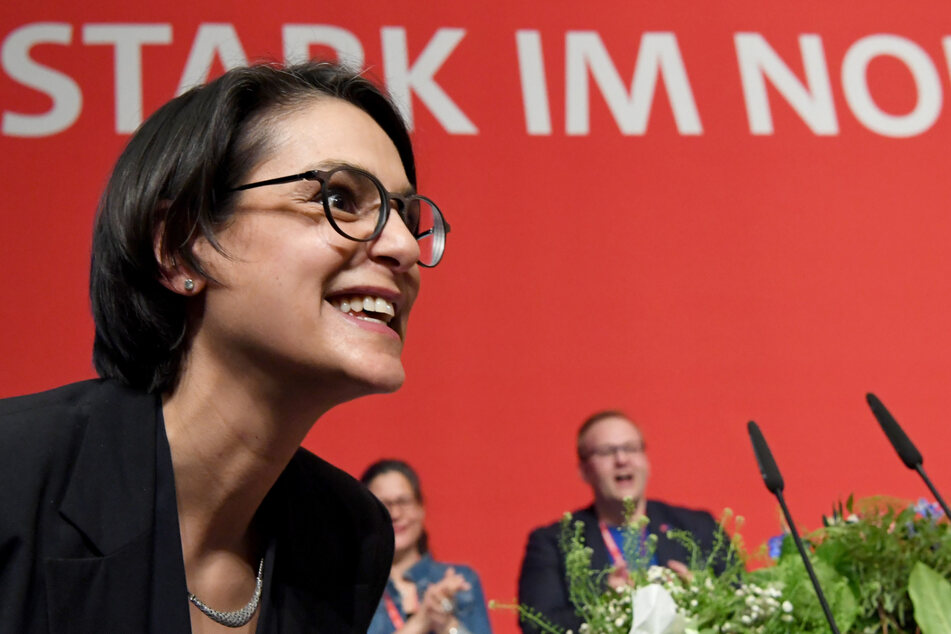 SPD-Vorsitzenden Serpil Midyatli (44). (Archivbild)