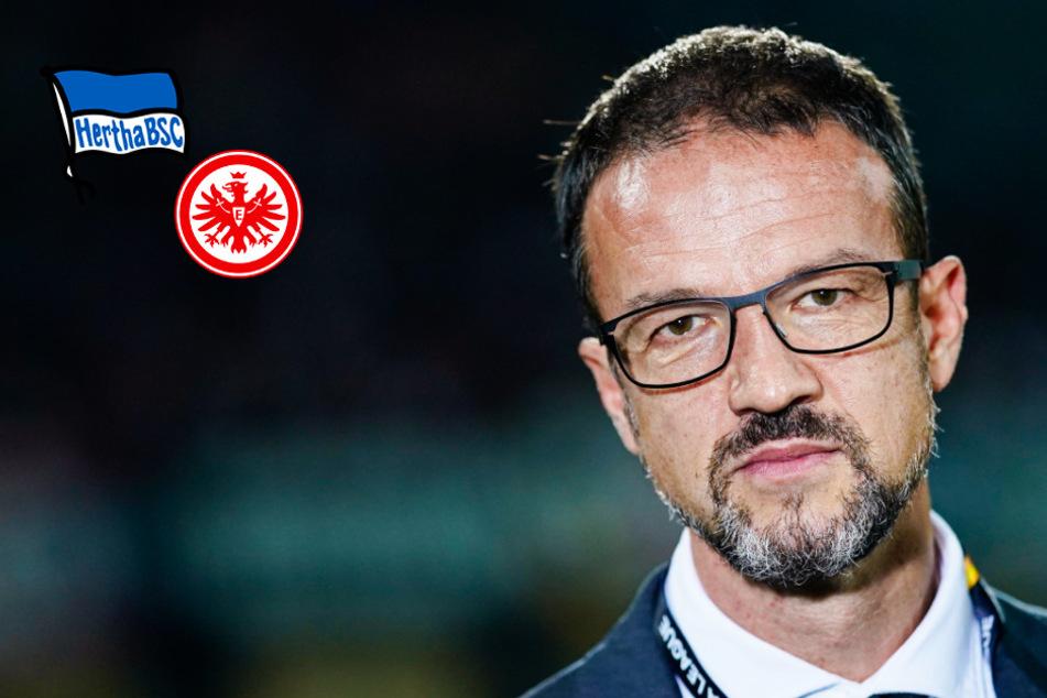 Verliert die Eintracht Fredi Bobic? Hertha hat neuen Manager im Visier