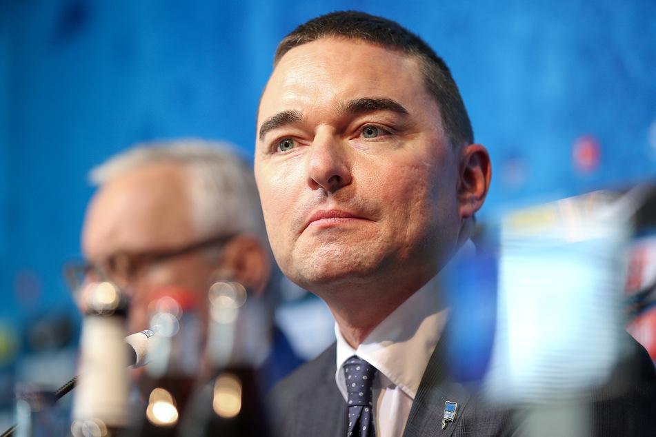 Lars Windhorst will weitere 150 Millionen Euro in Hertha BSC investieren.