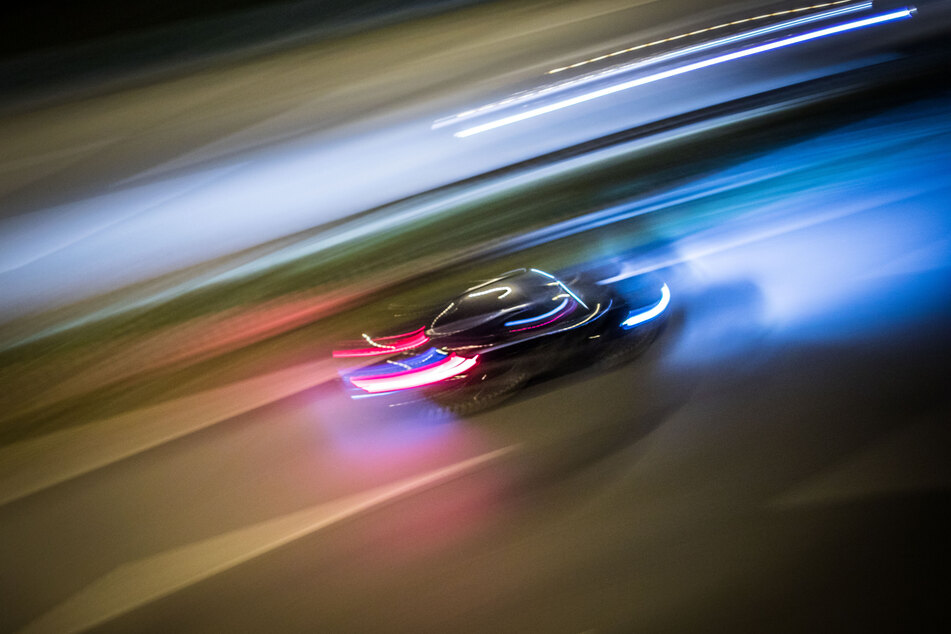 Am Samstag flüchtete ein Audi vor der Polizeikontrolle. (Symbolbild)