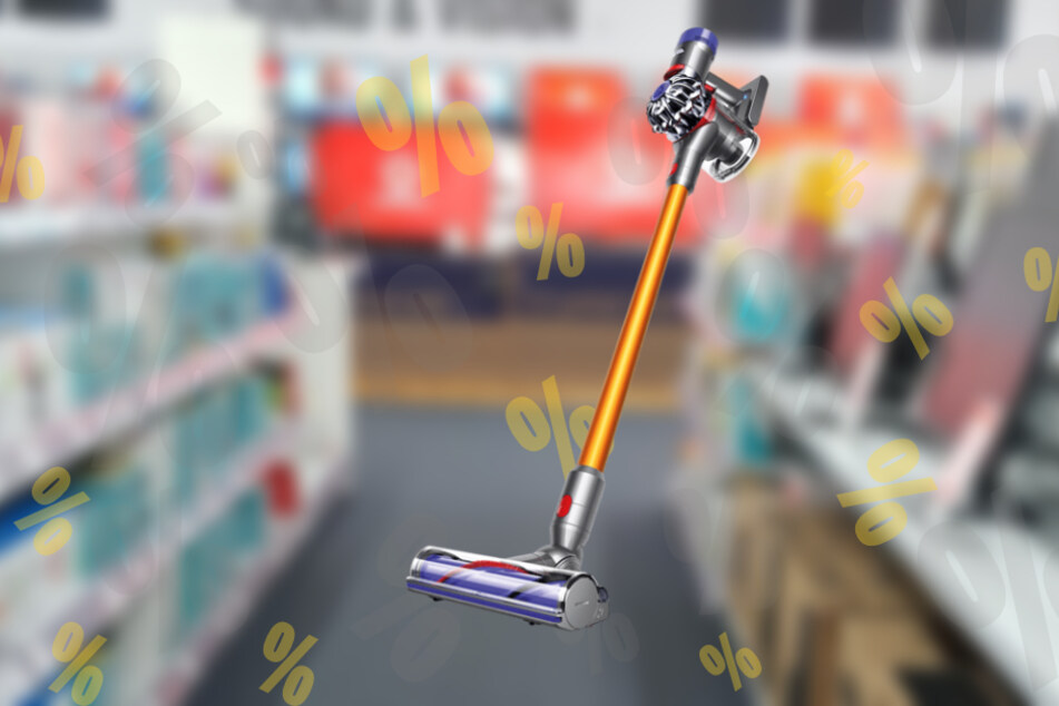 MEDIMAX verkauft Dyson-Sauger zum Hammerpreis