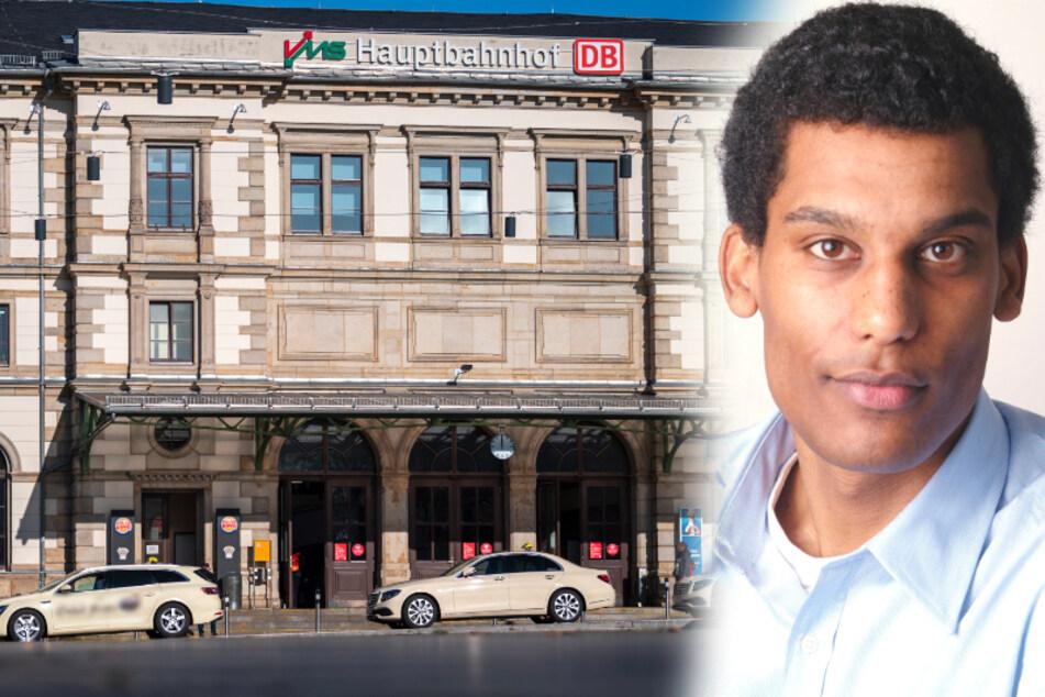Nach Angriff auf schwarzen Journalisten am Chemnitzer Hauptbahnhof: Staatsanwalt ermittelt