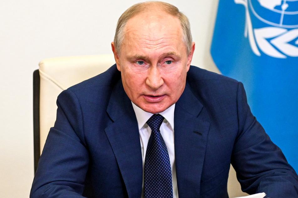 Wladimir Putin (68), Präsident von Russland, kämpft auch in seinem Land mit vielen Impfunwilligen.