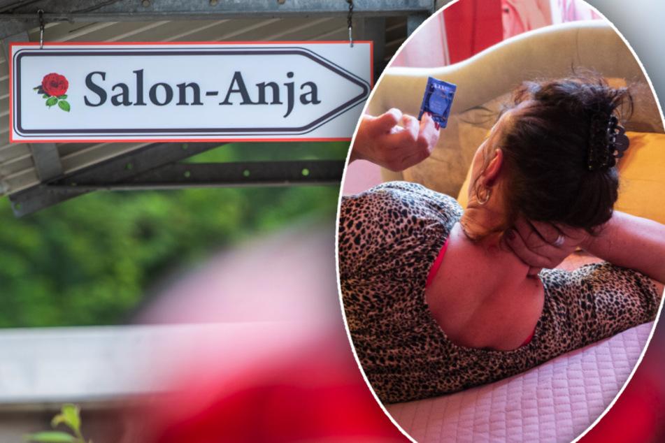 """Verbotene Liebe in Chemnitzer Bordell? Riesenwirbel um """"Salon Anja"""""""