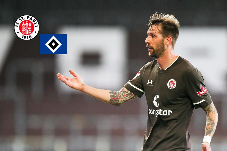 Derby-Favorit gegen den HSV? Das sagt FC St. Pauli-Knipser Burgstaller!